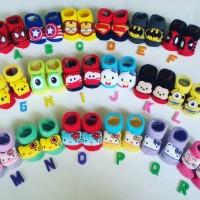 Jual Kaos Kaki Bayi 3D / Kaos Kaki Bayi Boneka Murah