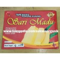 Tape Sari Madu Asli Jember 600gr