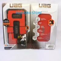 UAG Metropolis Samsung Galaxy S8+ / S8 Plus - Magma Red