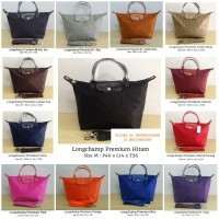 Jual Tas wanita / Hand bag LC Longchamp Neo Planetes import Super Premium M Murah