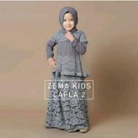 Gamis Baju Muslim Anak Kids Zema Syari Best Seller