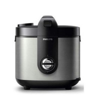 PHILIPS MAGIC COM HD 3128 / 34 / 33 - RICE COOKER HD3128 SILVER PROMO