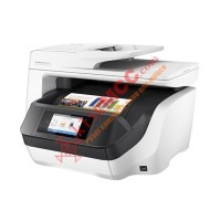 [+tinta & kertas] Printer Officejet HP 8720 multifungsi fax all-in-one