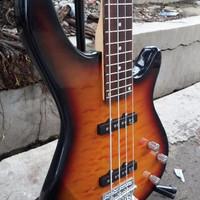 Gitar Bass SDGR Ibanez Sunburst PRO