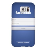 Facebook login Case for Samsung S3/S4/S5/S6/S7