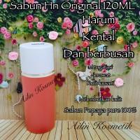 SABUN HN BESAR / SABUN HN 120 ML / SABUN CAIR PEPAYA Berkualitas