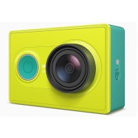 Jual Xiaomi Yi Action Camera Basic Edition Hijau Putih Green White Murah