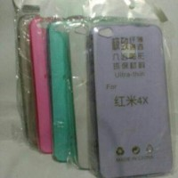 Case Xiaomi Redmi 4X Soft Jacket Casing Hp