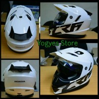 Helm Helmet Honda Fullface Cross Trail CRF 250 RALLY Ori