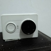 Jual xiaomi yi + LCD basic travel action cam (saingan B-Pro / Go Pro) Murah
