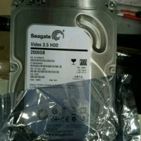 HARDISK 2TB/2000GB SEAGATE FOR CCTV DAN PC