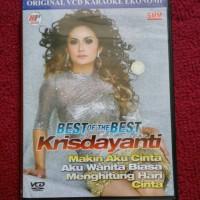 VCD ORIGINAL KRIS DAYANTI BEST OF THE BEST