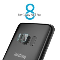 PREMIUM Tempered Glass Camera Lens & Flash Protector Samsung Galaxy S8