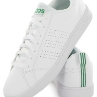 Adidas NEO ADVANTAGE CLEAN full white Original 100%