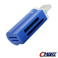 SIYOTEAM USB 2.0 Card Reader All in 1 Multi Card Reader - SYT-SY-827