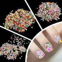 fimo slice (100 slice) nail art deco slime