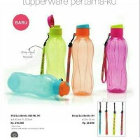 Tupperware Eco Bottle 500 ml + Strap (1 pcs)