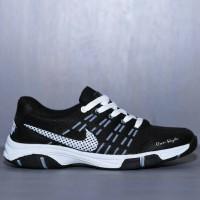 Sepatu Sport Nike Airmax 2016 Running olahraga joging badminton cowok