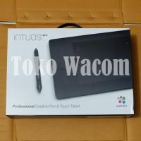 Jual Wacom Intuos Pro Small PTH-451 Pen Tablet Alat Desain Grafis Professional Murah