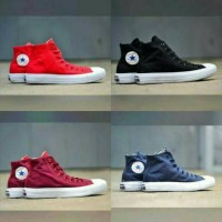 Sepatu Converse All Star Hi High Chuck Taylor Polos Grade Original