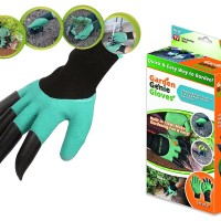 Garden Genie Gloves -Quick & Easy Way to Garden-Sarung Tangan Berkebun