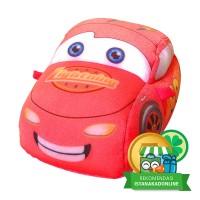 harga Bantal Pasir Elastis Mobil Cars Lightning Merah Iko00763 Tokopedia.com