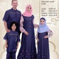Busana Muslim Sarimbit Nibras Family 44