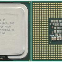 PROCESOR CORE 2 DUO E6600 ( 2,4 GHz ) garansi 1 Tahun