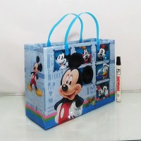 Paper bag Mickey Mouse 27cm x 20cm x 10cm