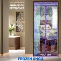 Tirai Magnet Shuangfu Ekonomis - Frozen