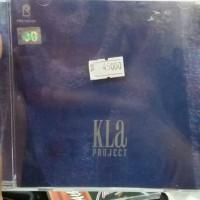 CD ORIGINAL KLA PROJECT - UNGU