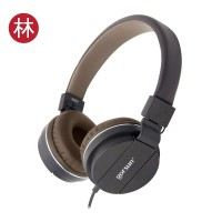 Vivan Gorsun GS-779 3.5mm Foldable Wired Stereo Headset Coffee