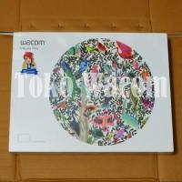 Jual Wacom Intuos Pro Medium PTH660 Pen Tablet Alat Desain Grafis Murah