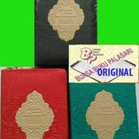 Al Quran Mina Tilawah Pocket A7 Resleting Jaket Kecil Non Terjemah