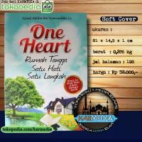 One Heart - Rumah Tangga Satu Hati Satu Langkah - Pustaka imam Bonjol