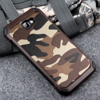 Army Samsung Galaxy A5 2017 A520 Hard Soft Thin Case Casing HP Armor