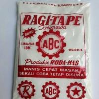 Ragi Tape Singkong ABC - Pakan Semut Jepang