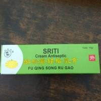 "Salep Gatal Bakteri dan Jamur ""Sriti (Fu Qing Song Ru Gao)"""