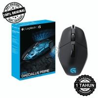 Logitech G302 Daedalus Prime MOBA Gaming Mouse ORIGINAL