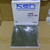 Filter Kabin/ AC Anti Bacteria Deo Hijau. Calya Sigra. KEN D-5934 CH