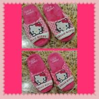 harga Sandal Sendal Kamar Tidur Rumah Dewasa Motif Hello Kitty Pink Tokopedia.com