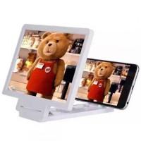 Jual Stand Kaca Pembesar 3D untuk Smartphone screen enlarge HP Nonton video Murah