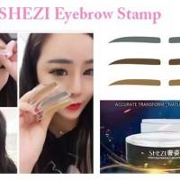 Jual [READY] Stamp alis shezi / cetakan alis / eyebrow stamp shezi Murah