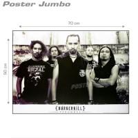 Poster BURGERKILL: VENOMOUS #RJ73 - Jumbo size 49 x 69 cm