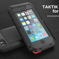 Case Lunatik Taktik Extream Gorilla Glass Iphone 5 / 5s DOFF