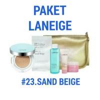 Jual (Original)Laneige BB Cushion Pore Control Set No.23 - Sand Beige Murah