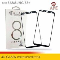 Tempered Glass S8 plus Premium 4D Glass
