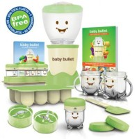 Magic bullet food processor (baby bullet) _ set peralatan makan bayi