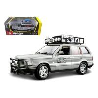 Die Cast Burago Range Rover Safari Skala 1:24 [MBU 018A]