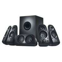 Speaker Logitech Z506 5 1 Surround Sound Speaker System, Suara Mantab